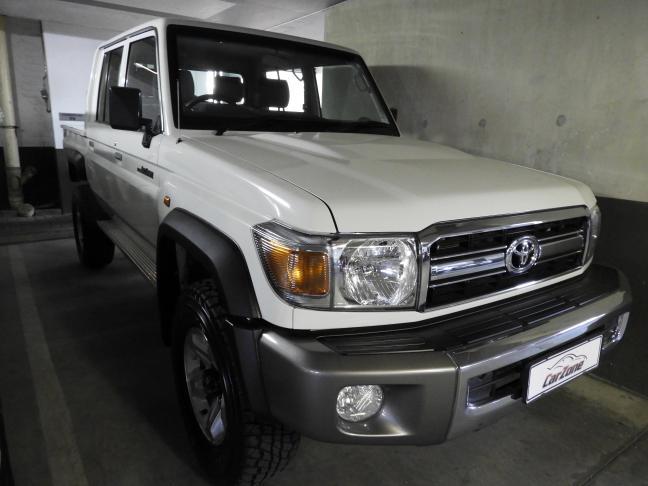 Used Toyota Land Cruiser in Namibia