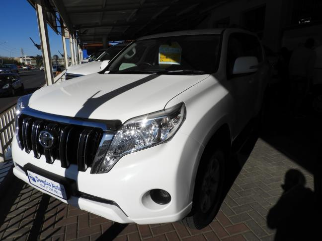 Used Toyota Land Cruiser Prado TDI in Namibia