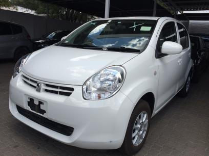 Used Toyota Passo in Namibia