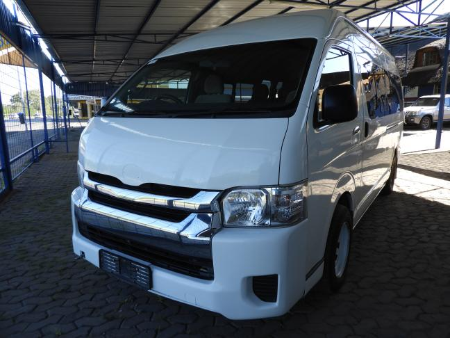 Used Toyota Quantum D4D in Namibia