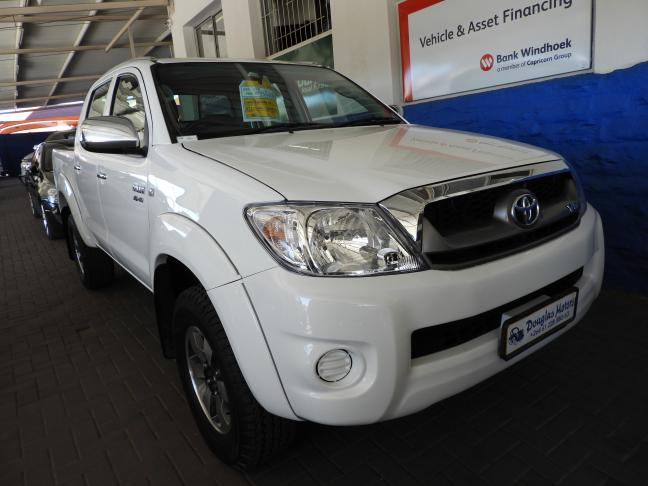 Used Toyota Raider V6 in Namibia