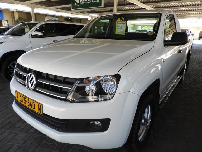 Used Volkswagen Amarok Trend in Namibia