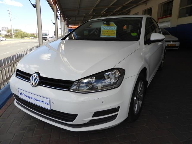 Used Volkswagen Golf 7 Tsi in Namibia