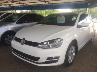 Used Volkswagen Golf 7 TSI COMF in Namibia