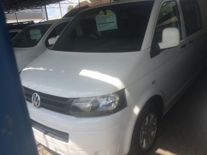 Used Volkswagen Kombi Crew Bus in Namibia