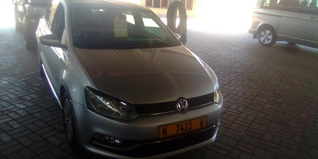 Used Volkswagen Polo Coumfort-Line in Namibia