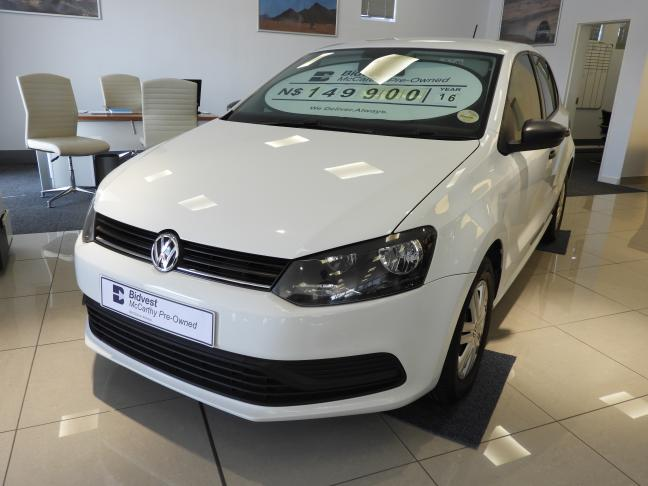 Used Volkswagen Polo TSI in Namibia