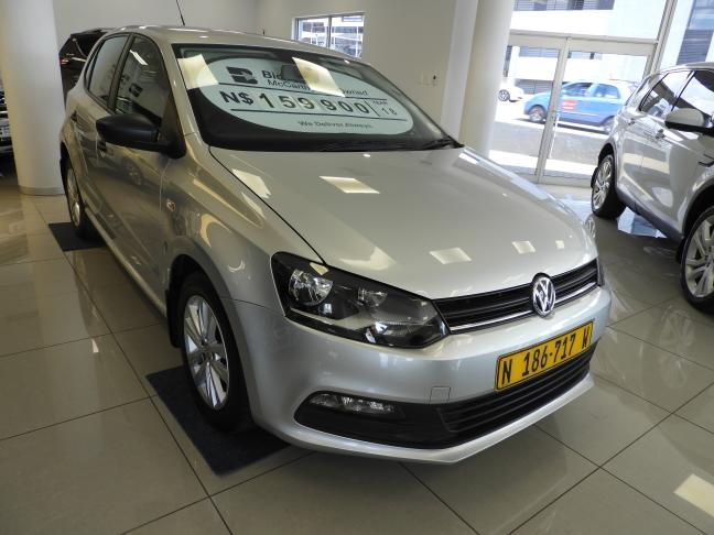 Used Volkswagen Polo Vivo in Namibia