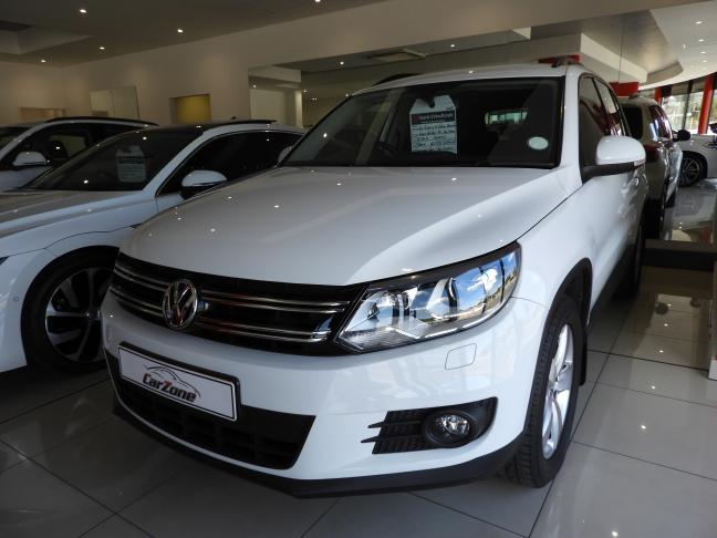 Used Volkswagen Tiguan in Namibia
