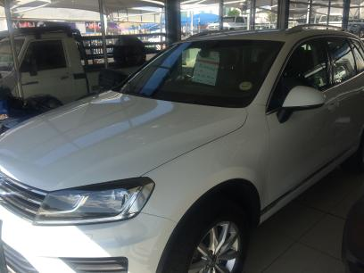 Used Volkswagen Touareg in Namibia