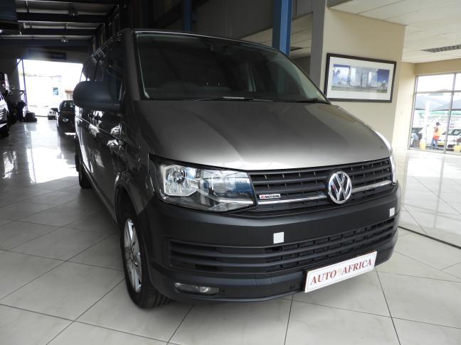 Used Volkswagen Transporter TDI T6 in Namibia