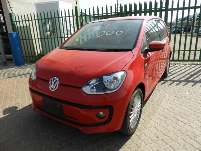 Used Volkswagen Up in Namibia