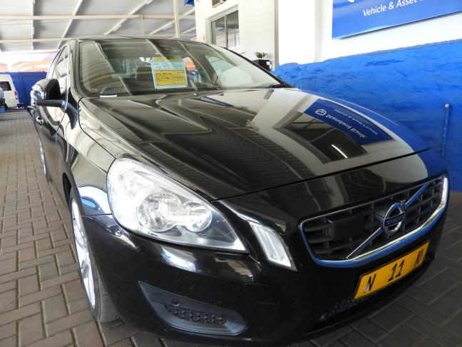 Used Volvo S60 T6 in Namibia