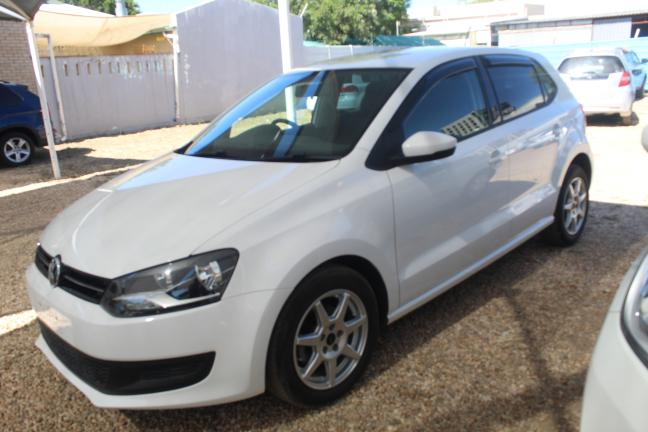 Volkswagen Polo in Namibia