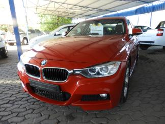 Used BMW 320 for sale in Namibia - 0