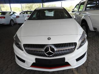 Used Mercedes-Benz A-250 for sale in Namibia - 1
