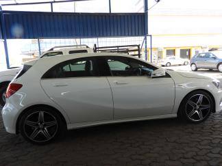 Used Mercedes-Benz A-250 for sale in Namibia - 2
