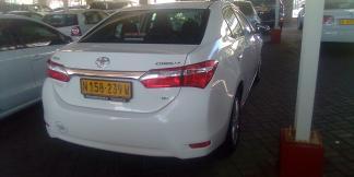 Used Toyota Corolla Prestige for sale in Namibia - 2