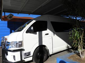 Used Toyota Quantum for sale in Namibia - 4