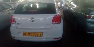 Used Volkswagen Polo Vivo for sale in Namibia - 2