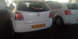 Used Volkswagen Polo Vivo CL-Line for sale in Namibia - 2