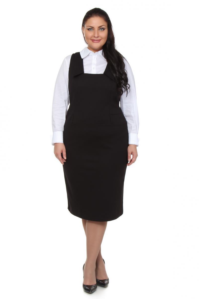 Купить Черное Платье Размер 50