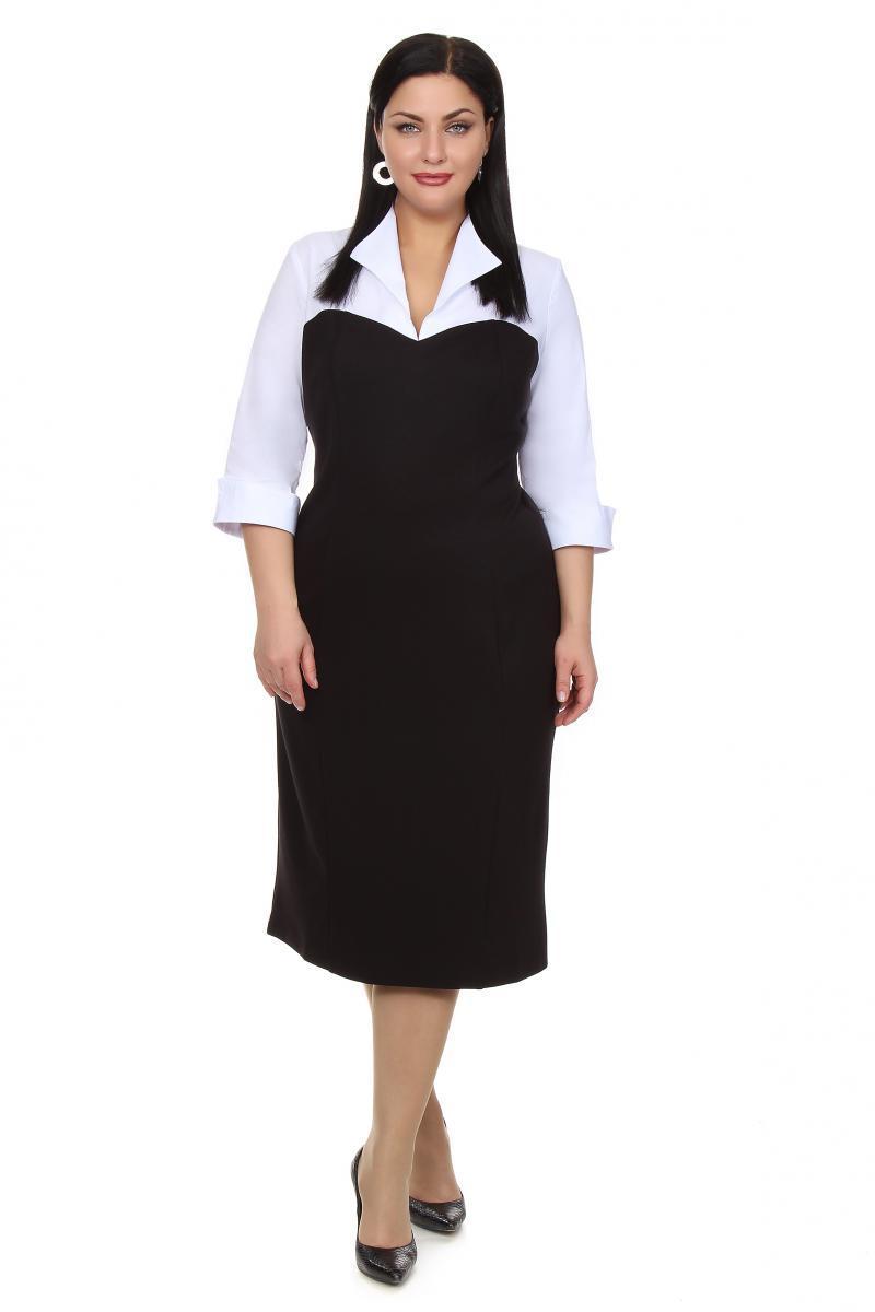 Платья Черные С Белым Доставка