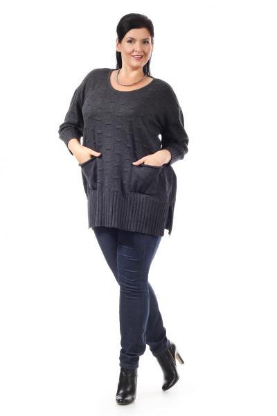 5e698eba160b Новации в мире одежды. — Вязанные джемпера женские