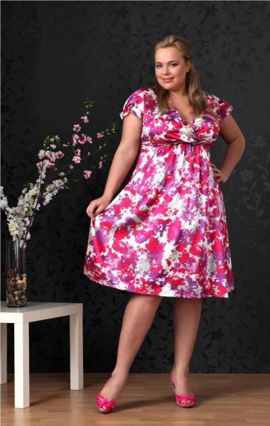 Цветные платья для женщин