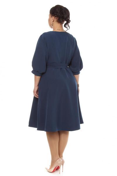 Купить Синее Платье Большой Размер