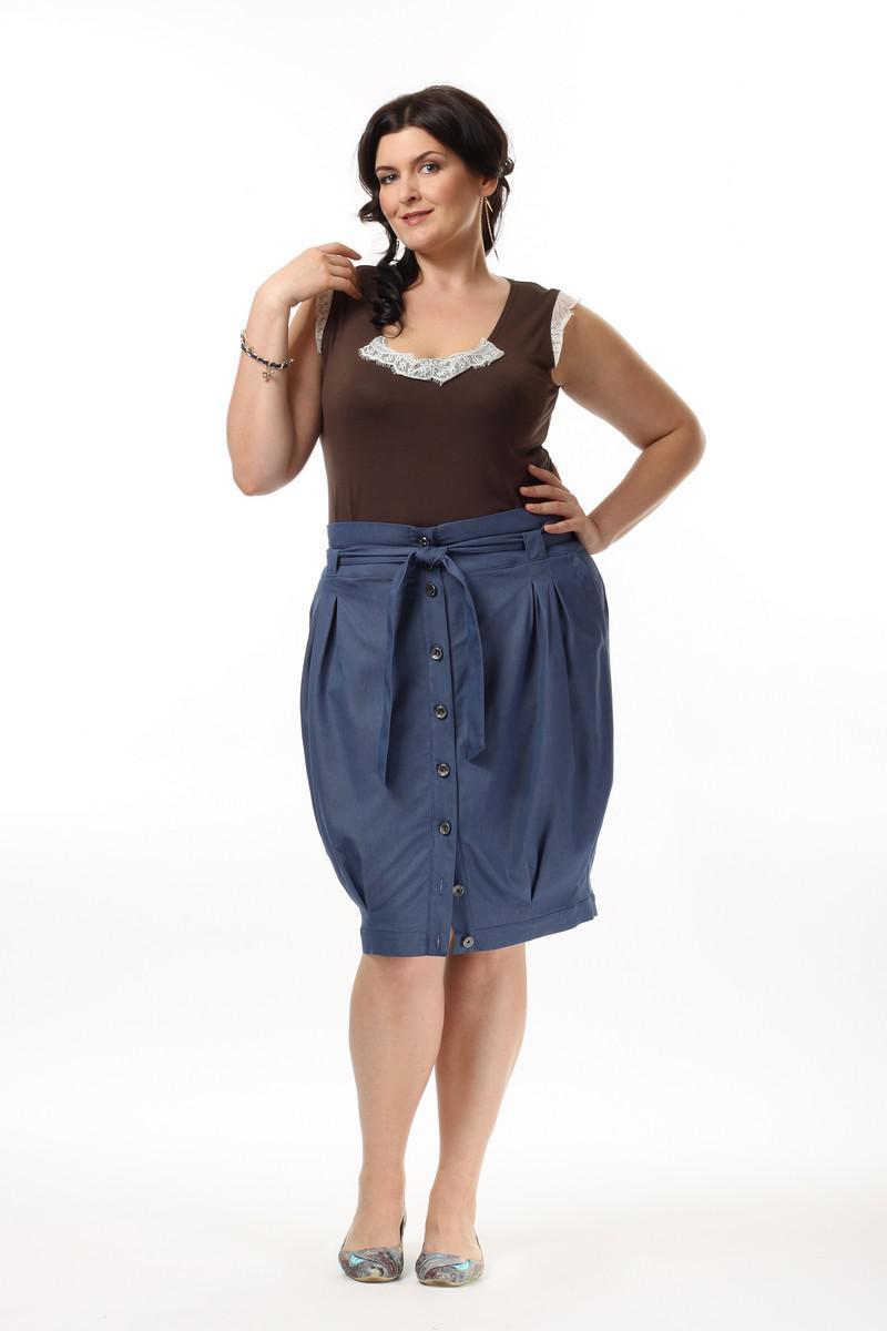 Плотная юбка доставка