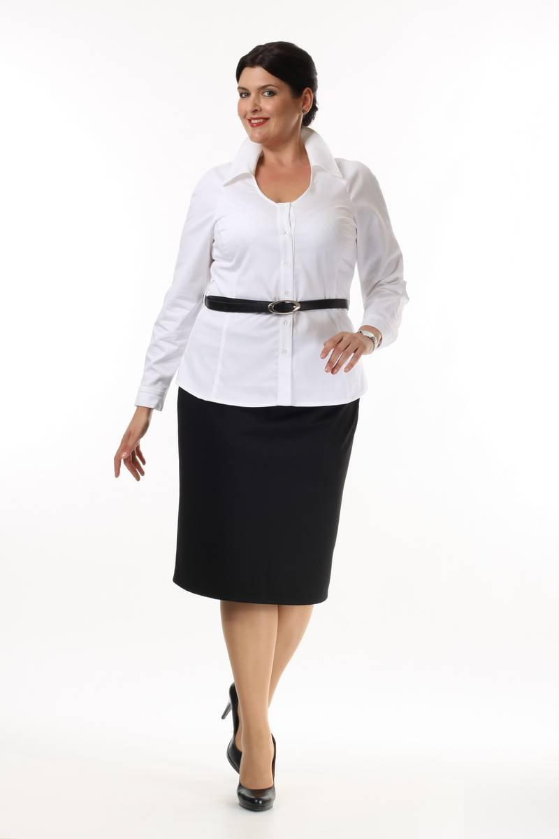 Купить Белую Блузку Большого Размера Доставка