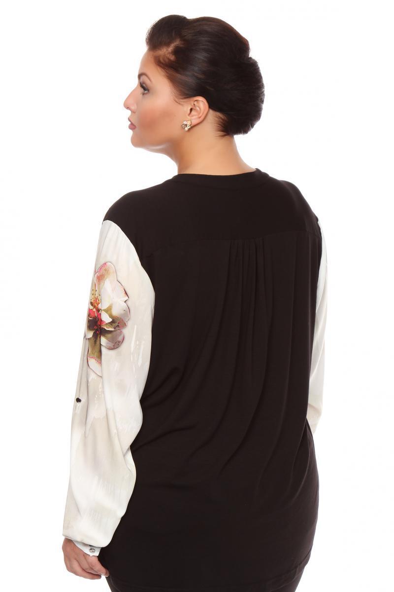 Белые блузки больших размеров купить с доставкой