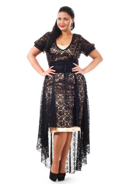 Черные платья с золотом