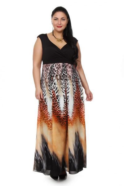 Купит Леопардовое Платье