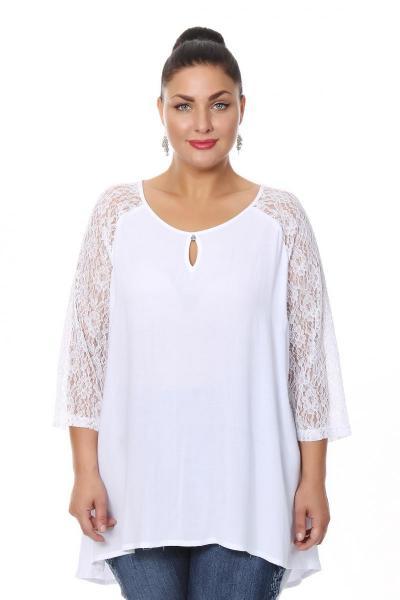 Блузка 56 Размера Купить