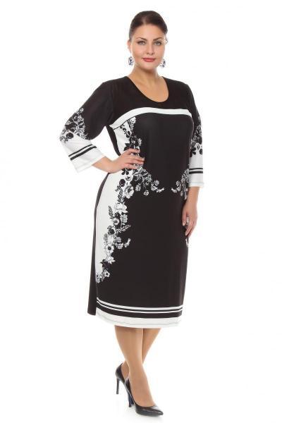 Платья черно белые с доставкой