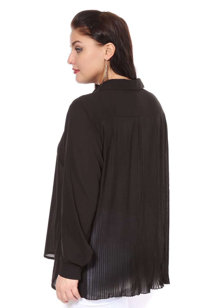 Купить Блузку Черную Большого Размера