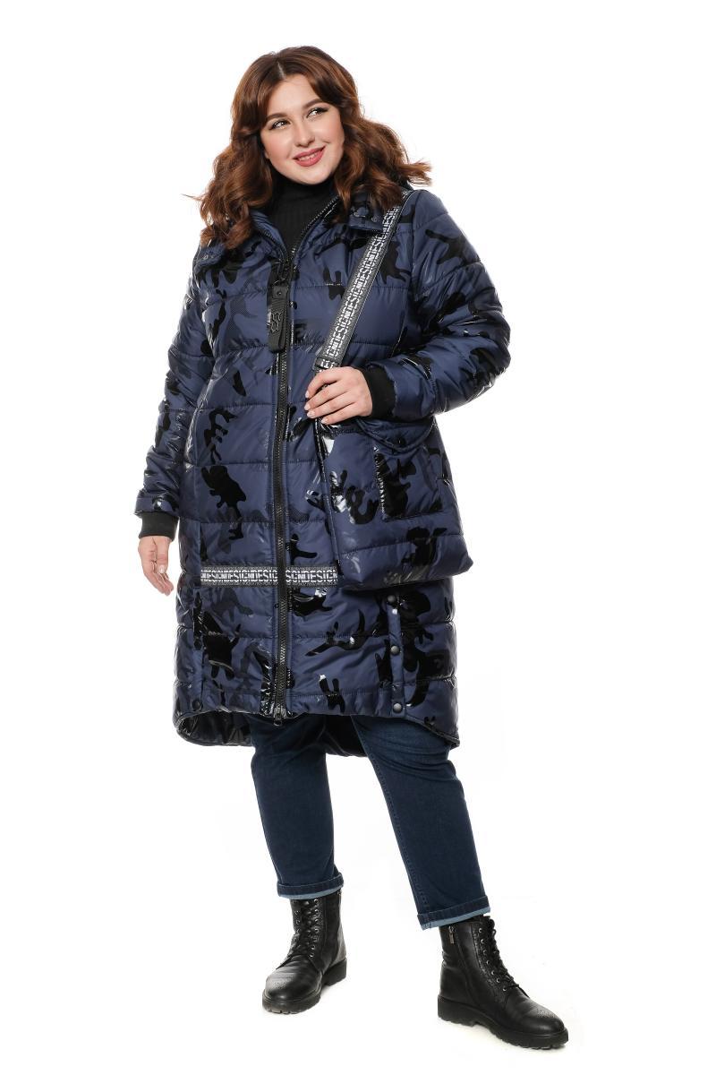 пальто с сумкой