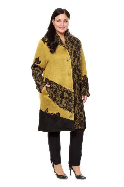 Артикул 206723 - пальто большого размера