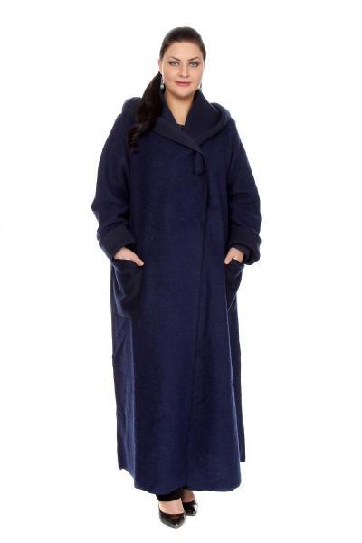 Артикул 203232 - пальто  большого размера