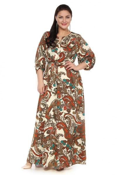 Артикул 16331 - платье  большого размера