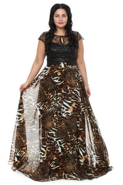 Артикул 111000 - платье  большого размера