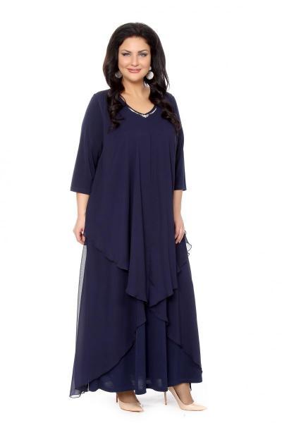 Артикул 16381 - платье  большого размера