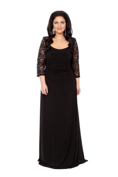Артикул 16389 - платье большого размера