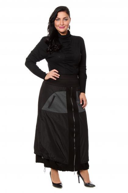 Артикул 202694 - юбка большого размера