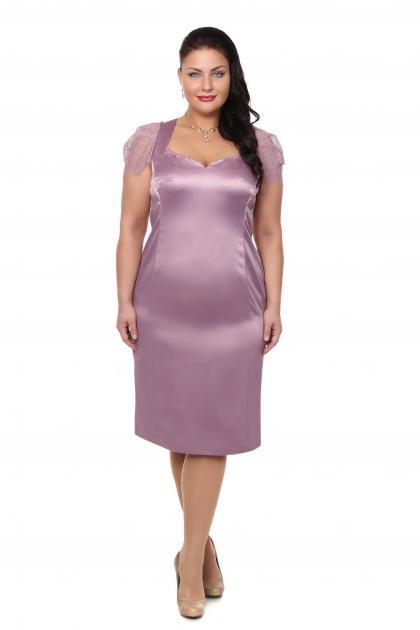 Артикул 12331 - платье большого размера