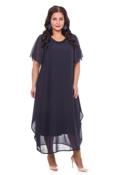 Артикул 105603 - платье  большого размера
