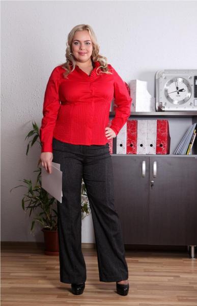 Женская одежда больших размеров россия