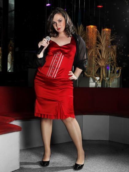 Артикул 11143 - юбка большого размера